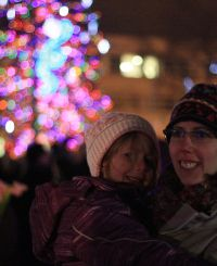 Adventures in the Winter City: Light Up the Square