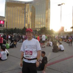 Running Las Vegas, Day 3 – Rest, Race & Rum