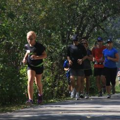 In 8 Pics: Photographing the Red Deer Terry Fox Run 2013