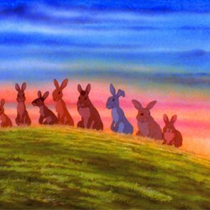 Watership Down (15.4) Strange Bunnies