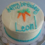 Cupcakes for Leon